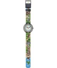 Flik Flak FBNP048 Drenge sauruses tilbagevenden flerfarvet ur