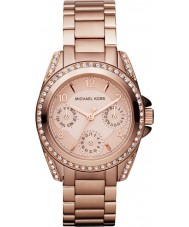Michael Kors MK5613 Ladies blair rosa guld ur