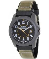 Timex T42571 Mens Black camper ekspedition ur
