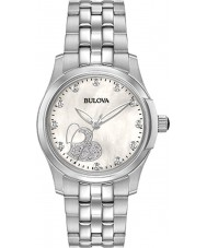 Bulova 96P182 Ladies diamanter watch