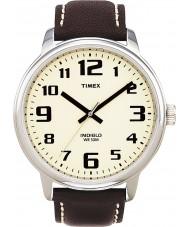 Timex T28201 MENS brun let læser ur