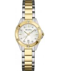 Bulova 98W217 Ladies klassiske ur